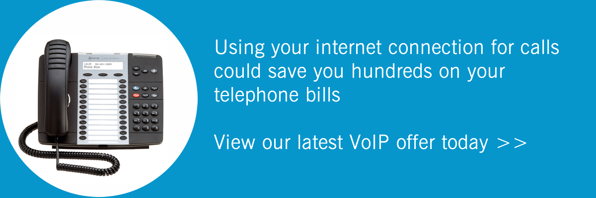VoIP Telephony offer